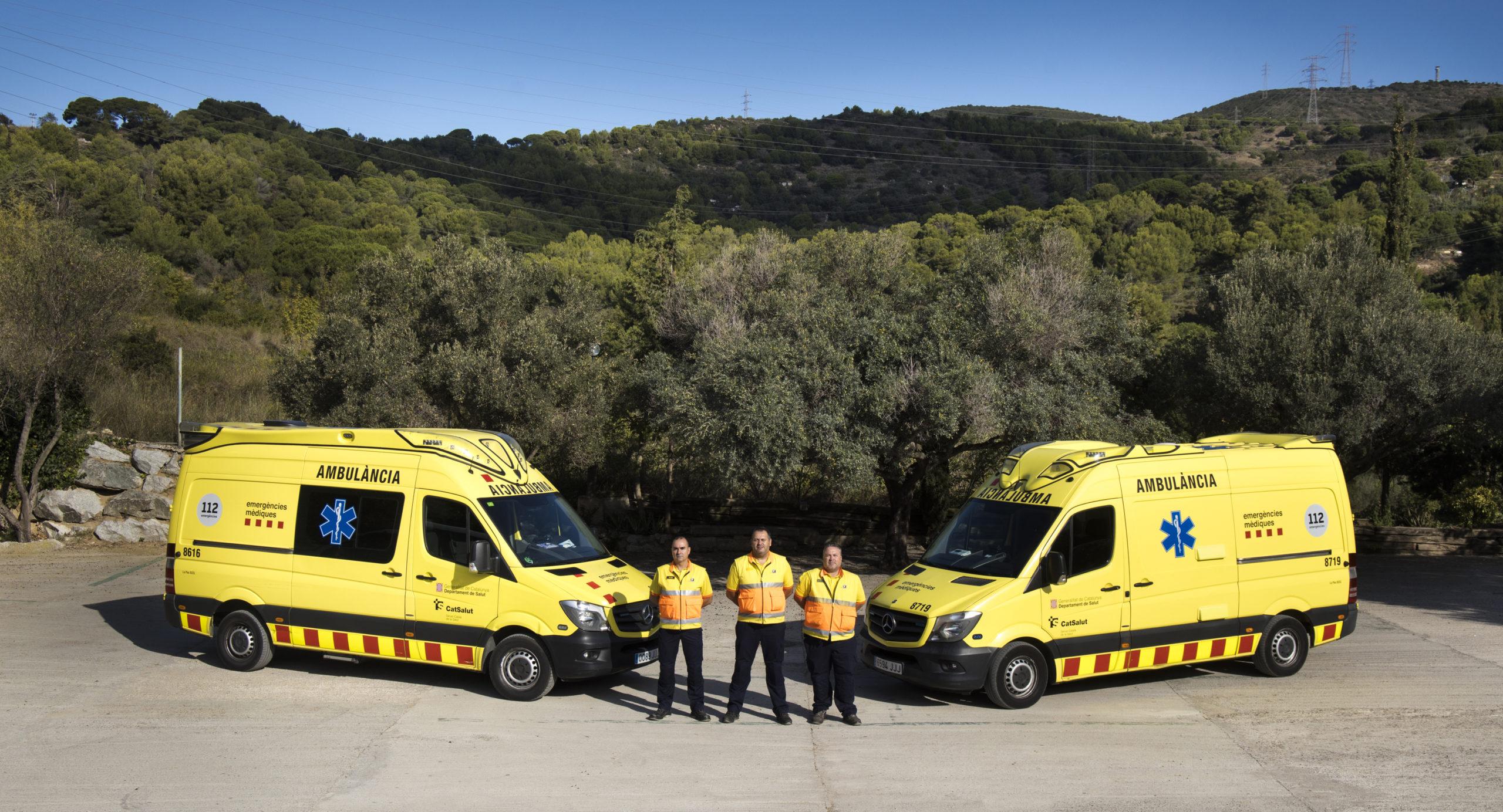 ambulancias asistenciales
