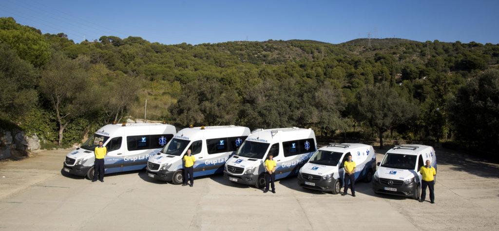 ambulancies no asistencials