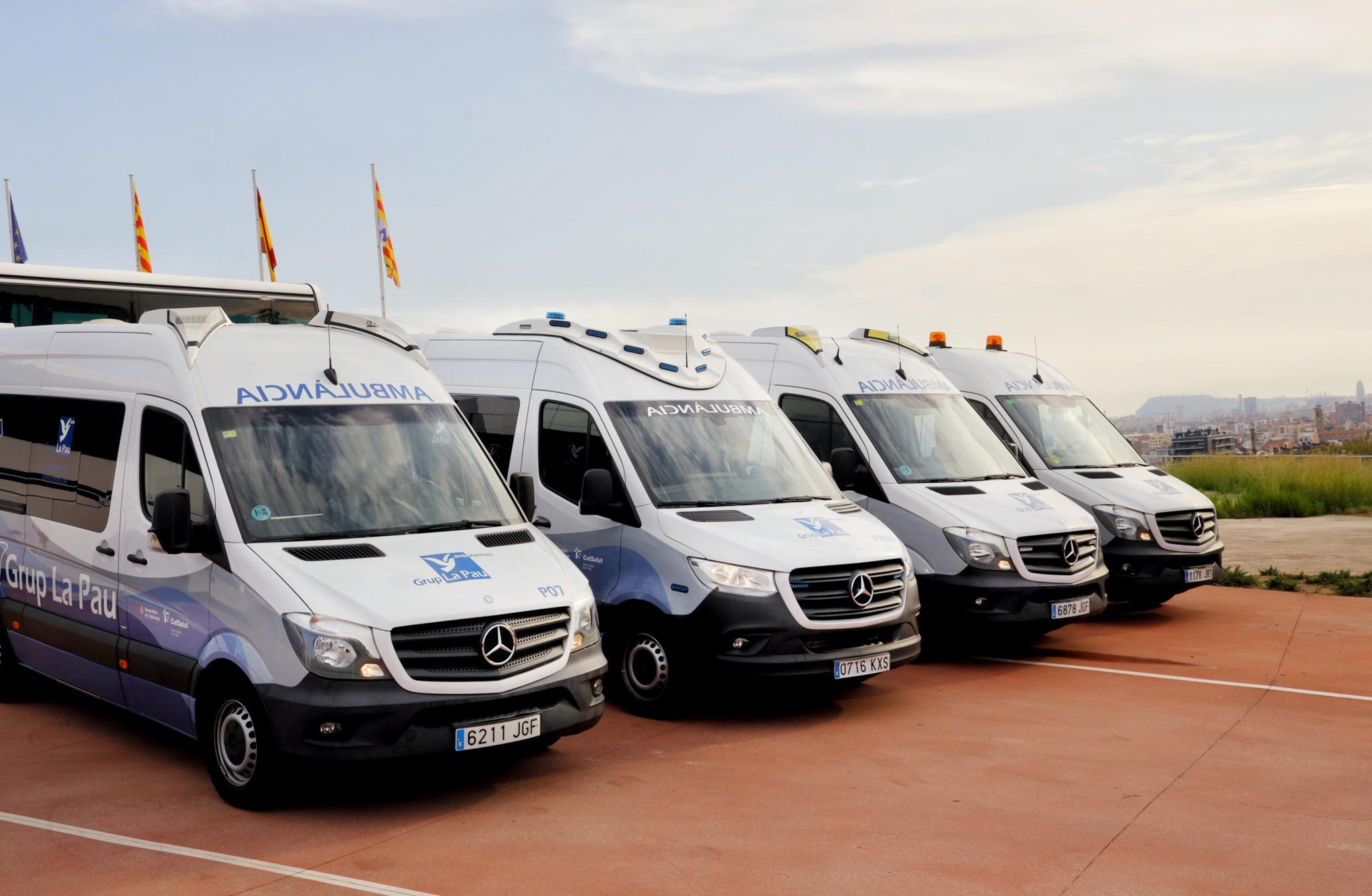 transporte sanitario cataluña