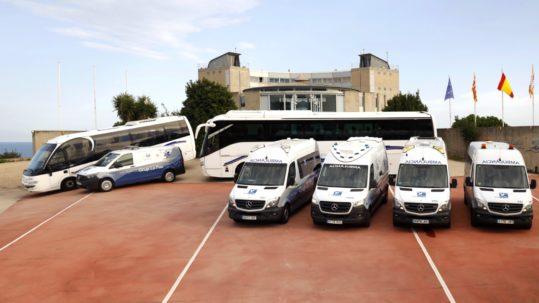 transporte sanitario no urgente