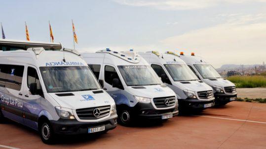 ambulancias no asistenciales