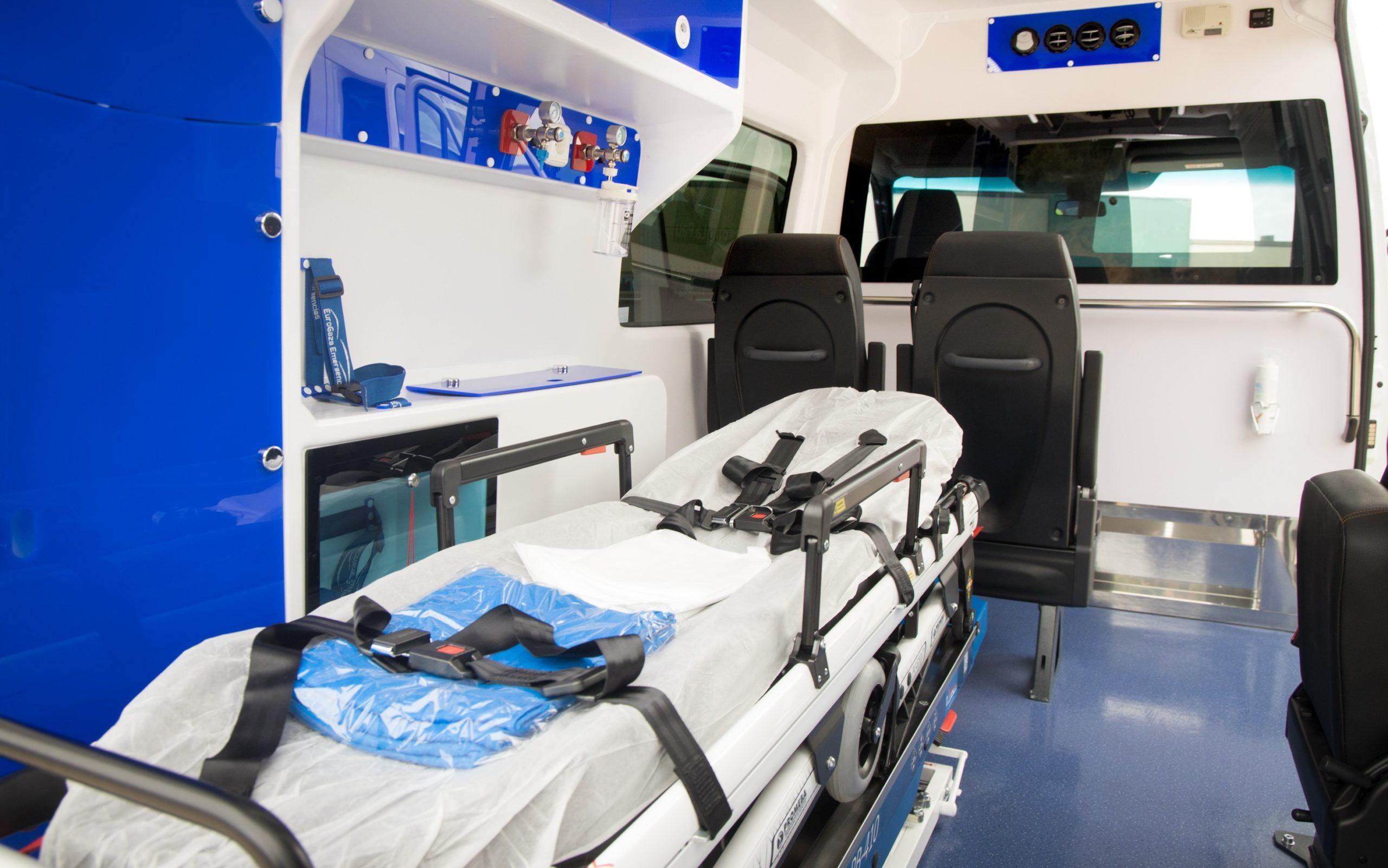 transporte sanitario programado